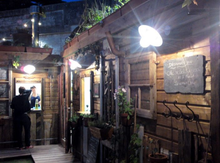 Déco bar restaurant et commerce location à nantes